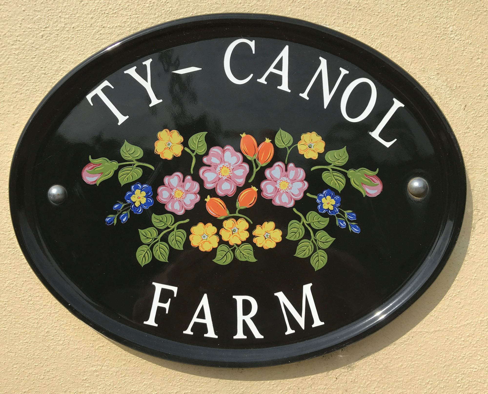 Ty Canol Farm Camping Neath